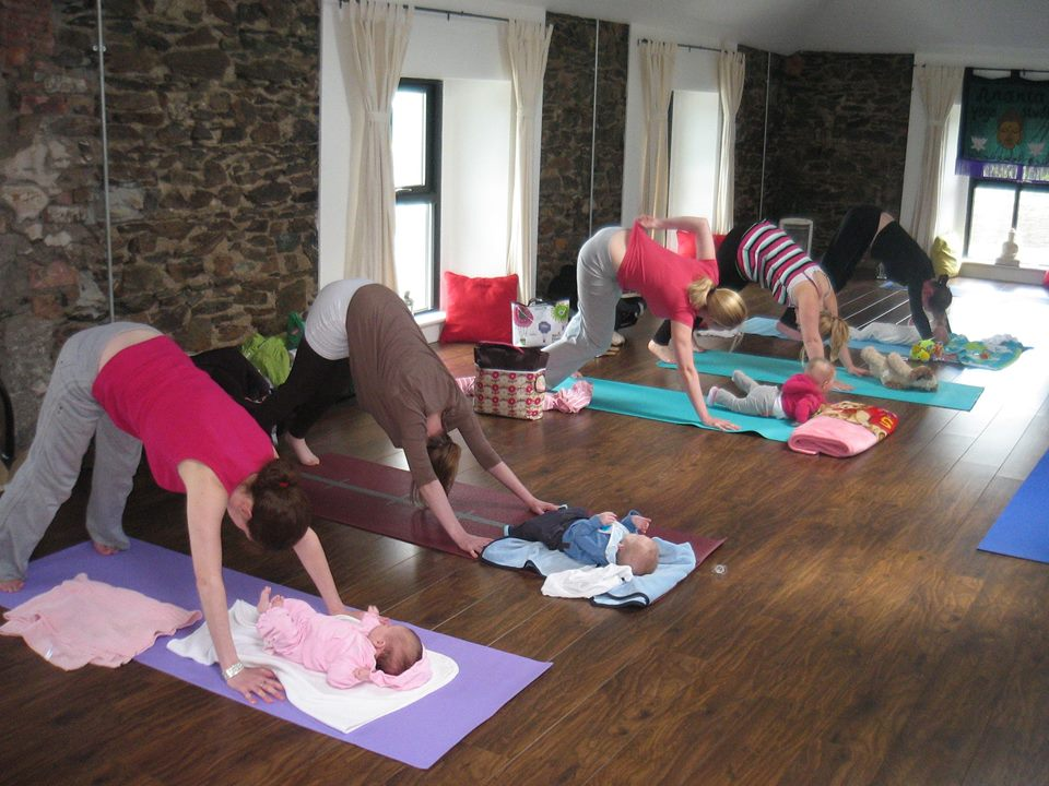 mum and baby yoga ananta